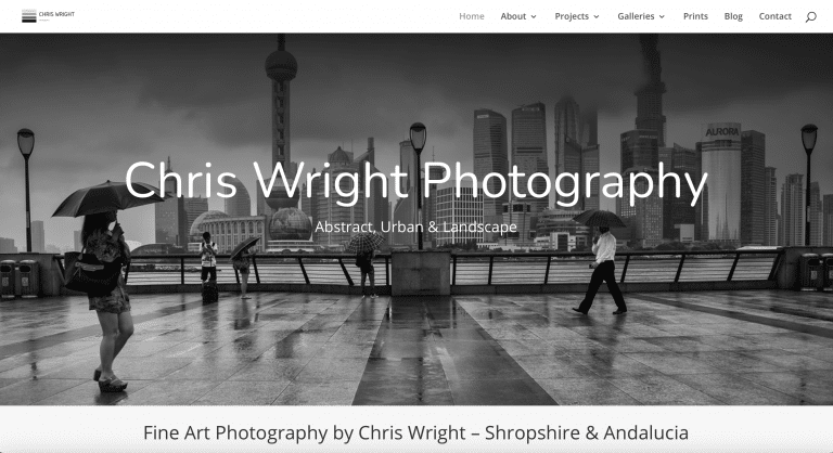 Set Up a Photography Website with WordPress
